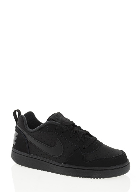 Nike Nıke Court Borough Low (Gs) Siyah